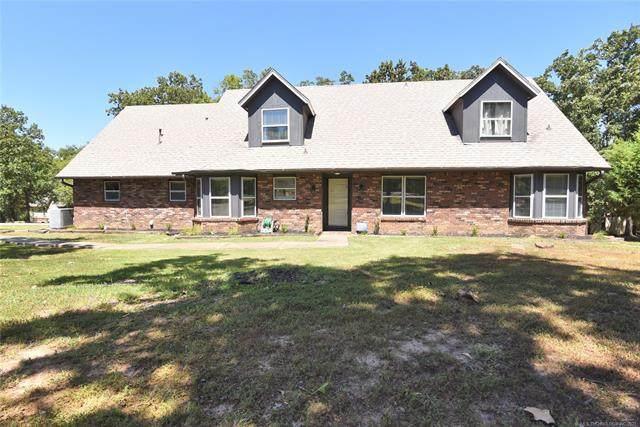 5319 W 85th Street S, Tulsa, OK 74131 (MLS #2128410) :: Active Real Estate
