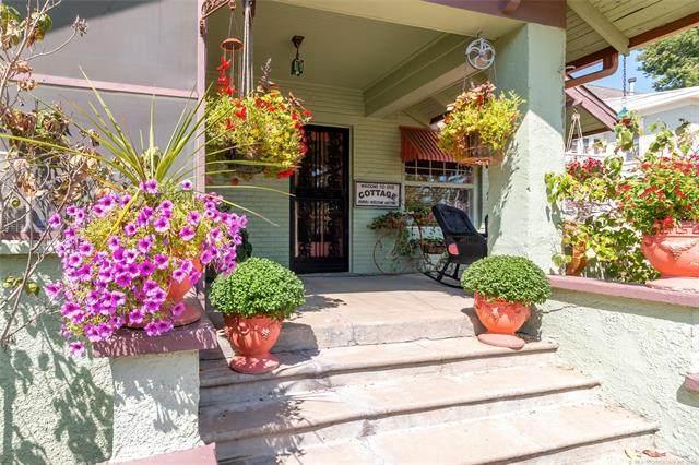 707 Vine Street, Chelsea, OK 74016 (MLS #2128734) :: Owasso Homes and Lifestyle