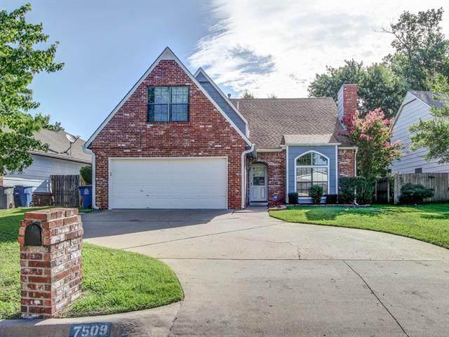 7509 S Trenton Avenue, Tulsa, OK 74136 (MLS #2128943) :: 918HomeTeam - KW Realty Preferred