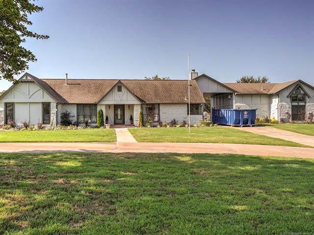 3308 Westgreen Way, Sapulpa, OK 74066 (MLS #2129302) :: Owasso Homes and Lifestyle