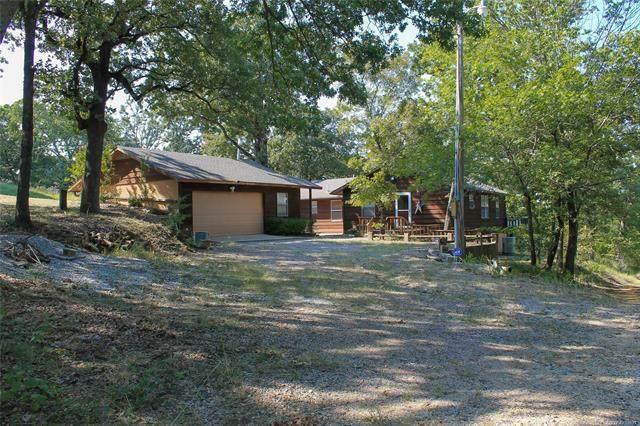 10686 Kachina Boulevard, Kingston, OK 73439 (MLS #2131229) :: Active Real Estate