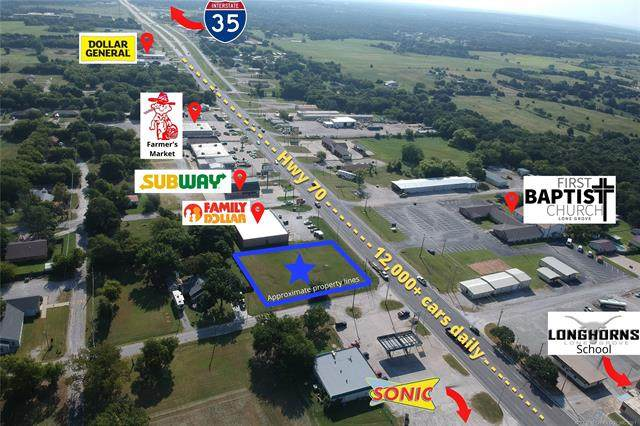 Us Hwy 70, Lone Grove, OK 73443 (MLS #2131494) :: Owasso Homes and Lifestyle