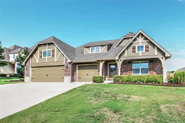 2513 E 138th Court S, Bixby, OK 74008 (MLS #2132005) :: Active Real Estate