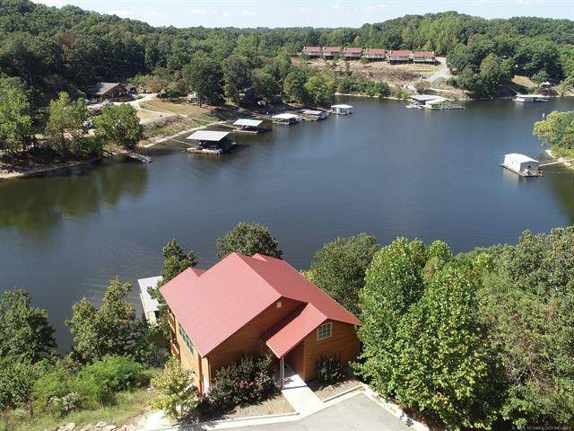 50 Dripping Springs Point, Eucha, OK 74342 (MLS #2132611) :: Active Real Estate