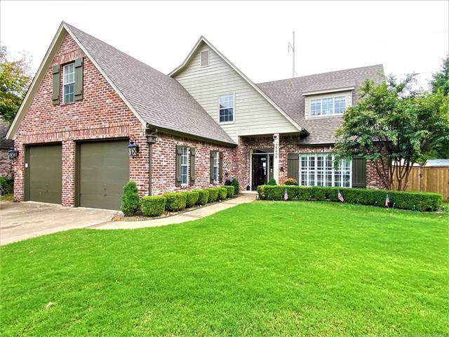 5406 E 110th Place, Tulsa, OK 74137 (MLS #2132986) :: Active Real Estate