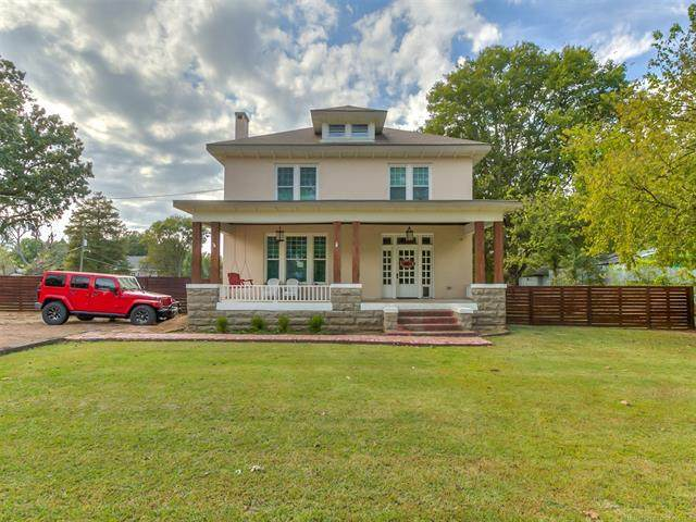 601 N State Street, Wagoner, OK 74467 (MLS #2134676) :: Hopper Group at RE/MAX Results