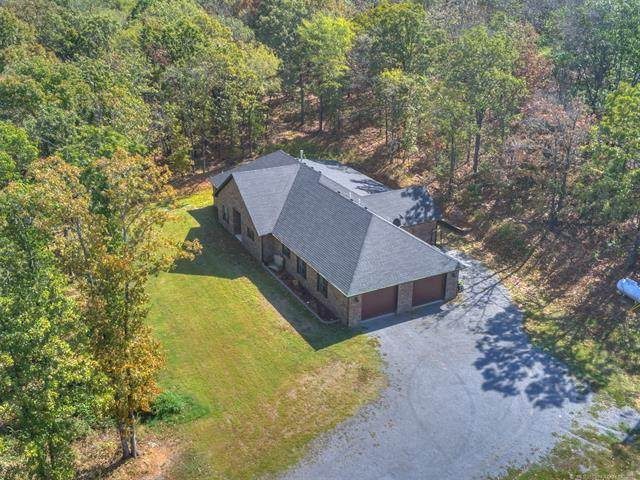 21181 W Sixshooter Road, Cookson, OK 74427 (MLS #2134822) :: Hopper Group at RE/MAX Results