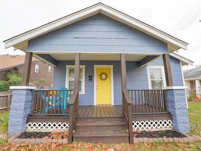 505 S 44th West Avenue, Tulsa, OK 74127 (MLS #2135720) :: Active Real Estate