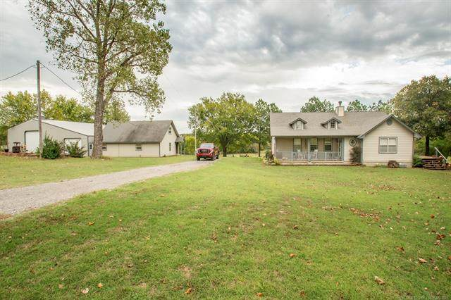 29505 S 337th West Avenue, Bristow, OK 74010 (MLS #2135839) :: Hopper Group at RE/MAX Results