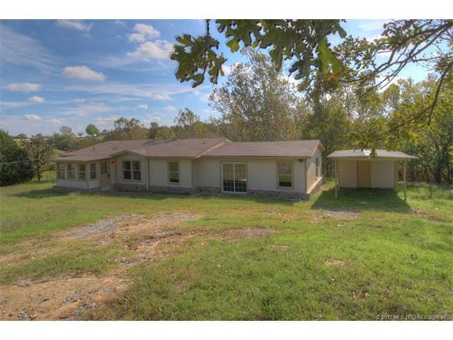 17100 W Hwy 66, Sapulpa, OK 74066 (MLS #1739056) :: The Boone Hupp Group at Keller Williams Realty Preferred
