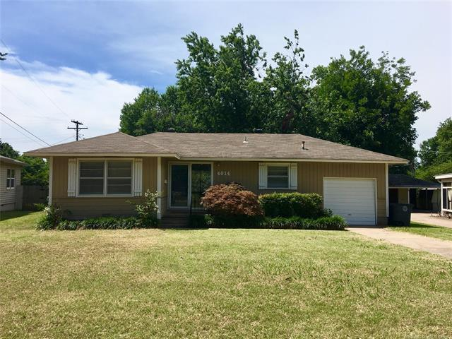 4014 E 24th Place, Tulsa, OK 74114 (MLS #1807618) :: Hopper Group at RE/MAX Results