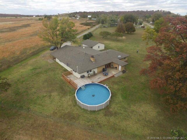 195 County Road 3513, Pawhuska, OK 74056 (MLS #1839974) :: American Home Team