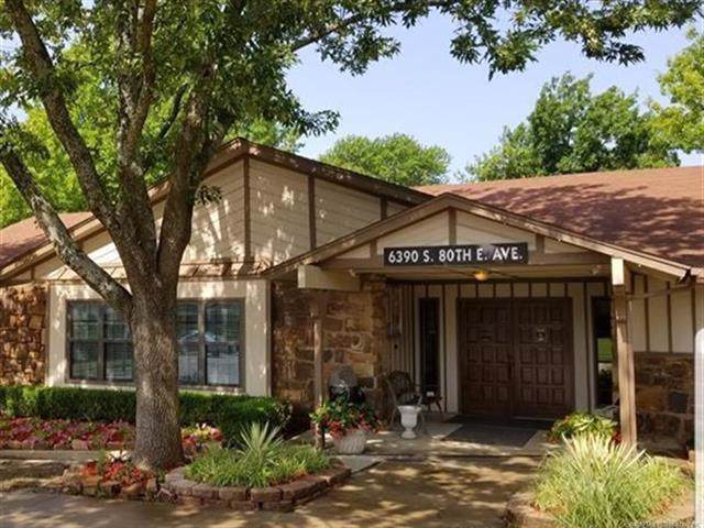 6365 S 80th Avenue E G, Tulsa, OK 74133 (MLS #1918399) :: Hopper Group at RE/MAX Results