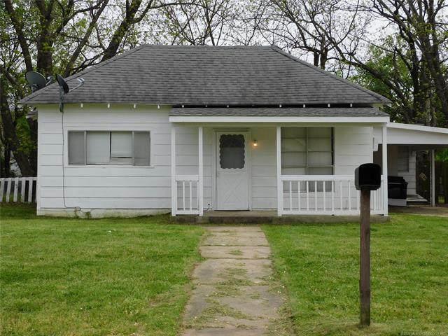 205 N Bullitt Street, Holdenville, OK 74848 (MLS #2012014) :: 580 Realty