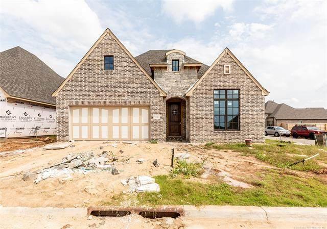 12727 S Norwood Avenue, Bixby, OK 74008 (MLS #2014253) :: Active Real Estate