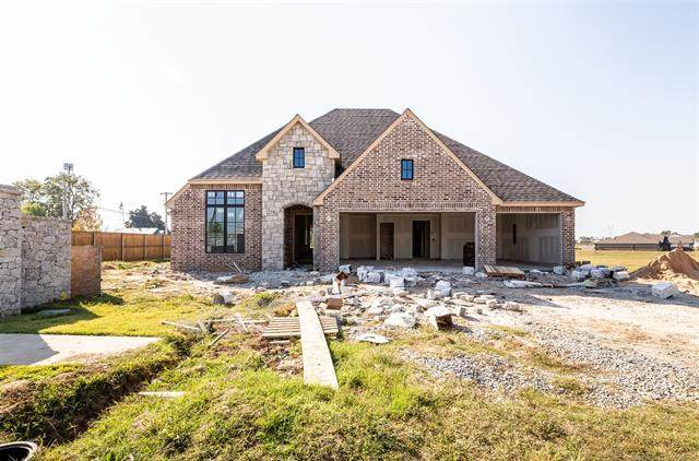 9504 E 133rd Street S, Bixby, OK 74008 (MLS #2014423) :: Hometown Home & Ranch