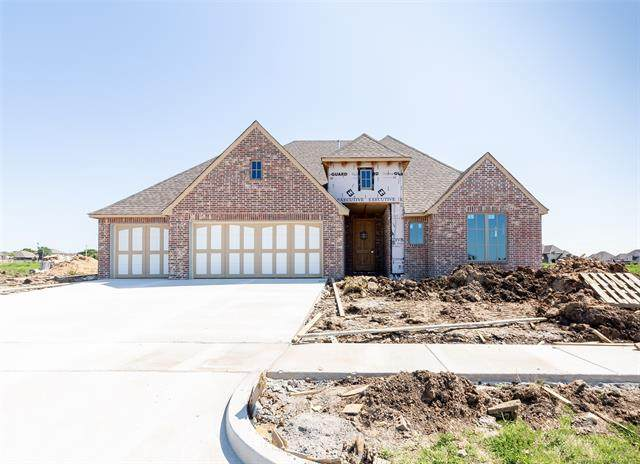 2907 E Rockford Place, Broken Arrow, OK 74014 (MLS #2014708) :: Hopper Group at RE/MAX Results