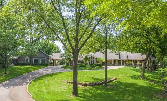 5252 E 114th Place, Tulsa, OK 74137 (MLS #2016685) :: Hometown Home & Ranch