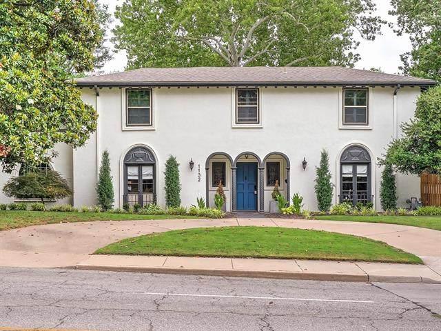 1132 E 21st Street, Tulsa, OK 74114 (MLS #2021737) :: 580 Realty