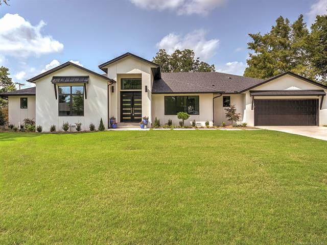 3624 S Gary Place, Tulsa, OK 74105 (MLS #2023311) :: Active Real Estate