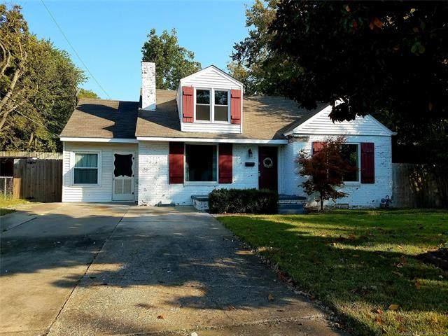4615 E 13th Place, Tulsa, OK 74112 (MLS #2023428) :: Active Real Estate