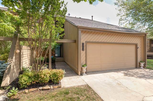 5804 S Atlanta Avenue #41, Tulsa, OK 74105 (MLS #2023707) :: Hometown Home & Ranch