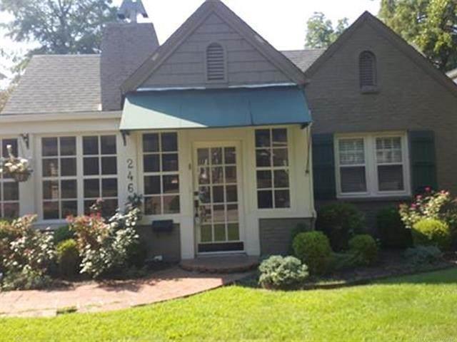 246 E 27th Street, Tulsa, OK 74114 (MLS #2025276) :: Active Real Estate