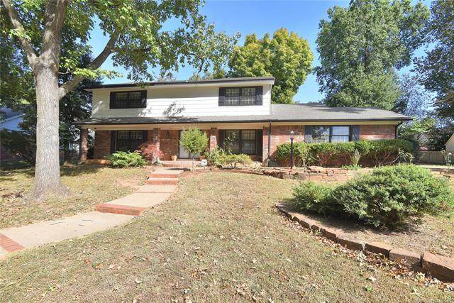 6743 S Atlanta Avenue, Tulsa, OK 74136 (MLS #2027457) :: Active Real Estate