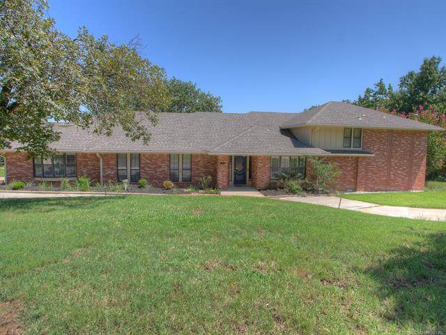 315 Belle Lane, Sapulpa, OK 74066 (MLS #2027604) :: Hopper Group at RE/MAX Results