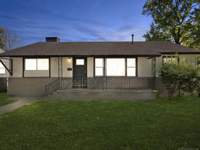 3345 S Louisville Avenue, Tulsa, OK 74135 (MLS #2028867) :: Active Real Estate