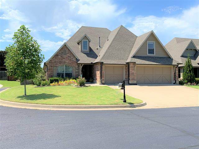 12198 S 103rd East Avenue, Bixby, OK 74008 (MLS #2029349) :: RE/MAX T-town