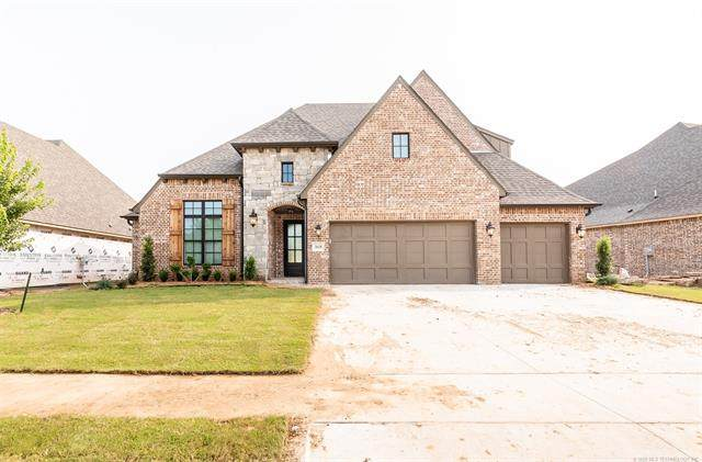3618 E 115th Place S, Tulsa, OK 74137 (MLS #2029702) :: Hometown Home & Ranch