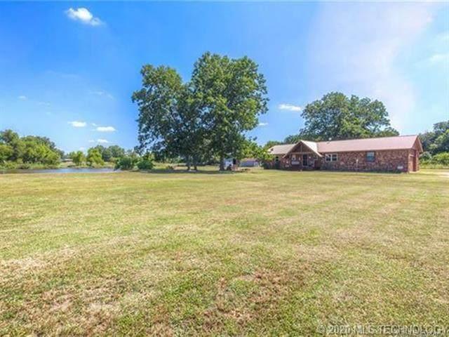 40870 N 3958 Road, Skiatook, OK 74070 (MLS #2033075) :: Hometown Home & Ranch