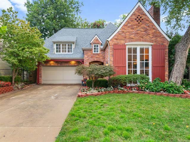 1204 E 29th Street, Tulsa, OK 74114 (MLS #2034427) :: Active Real Estate
