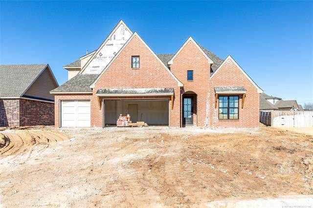 5519 E 123rd Street S, Bixby, OK 74008 (MLS #2035053) :: Hopper Group at RE/MAX Results