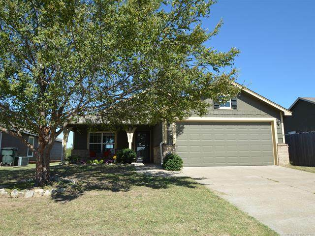 101 Doris Drive #58, Sallisaw, OK 74955 (MLS #2036167) :: 918HomeTeam - KW Realty Preferred