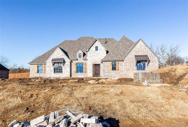 10418 N 86th East Avenue, Owasso, OK 74055 (MLS #2036909) :: Hopper Group at RE/MAX Results