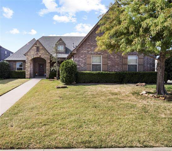 12706 S Birch Place, Jenks, OK 74037 (MLS #2037748) :: Active Real Estate