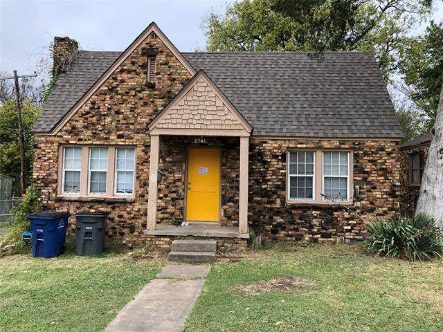2741 E Jasper Street, Tulsa, OK 74110 (MLS #2038318) :: 580 Realty