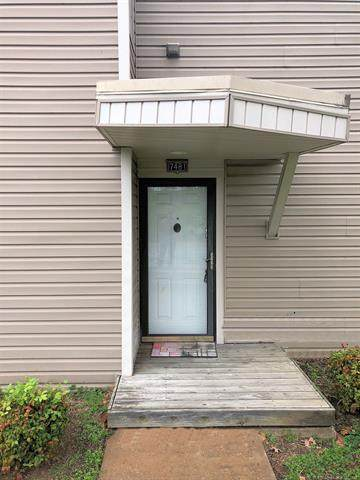 7481 S Yale Avenue #7481, Tulsa, OK 74136 (MLS #2040449) :: Hopper Group at RE/MAX Results