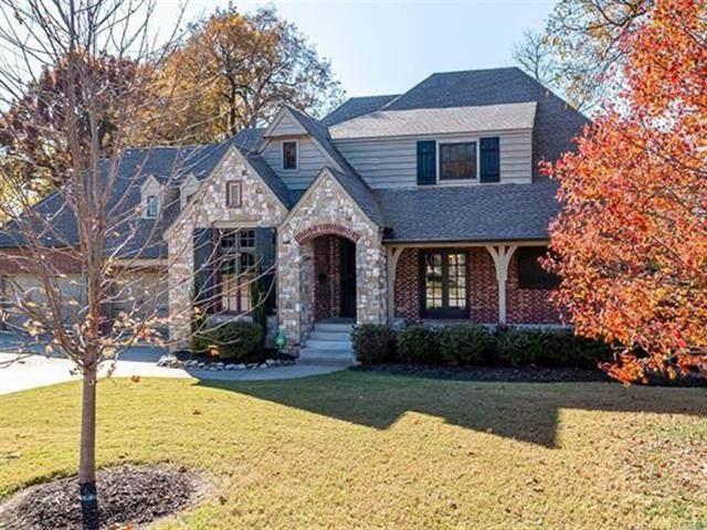 4462 S Gary Avenue, Tulsa, OK 74105 (MLS #2040799) :: Hometown Home & Ranch