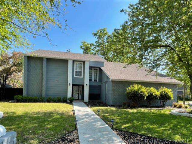 7006 E 88th Place, Tulsa, OK 74133 (MLS #2042541) :: Owasso Homes and Lifestyle