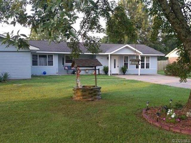 1702 W Atlanta Street, Jay, OK 74346 (MLS #2044349) :: Active Real Estate