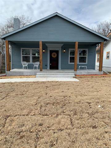 1324 N Cheyenne Avenue, Tulsa, OK 74106 (MLS #2044713) :: 918HomeTeam - KW Realty Preferred