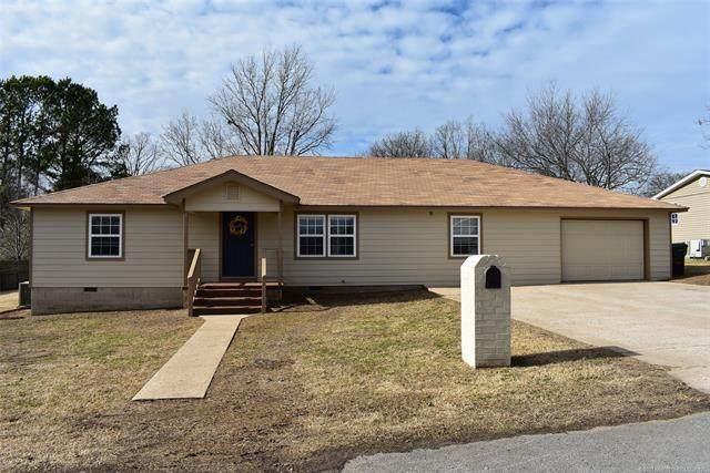 516 Garden Road, Tahlequah, OK 74464 (MLS #2100752) :: 918HomeTeam - KW Realty Preferred