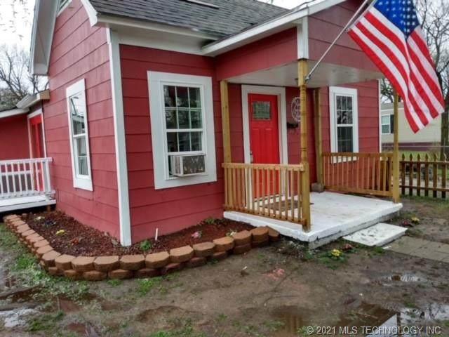 1200 Wood, Muskogee, OK 74403 (MLS #2101542) :: Active Real Estate