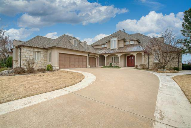 452127 Eagle Bluff Drive, Afton, OK 74331 (MLS #2102567) :: Hopper Group at RE/MAX Results