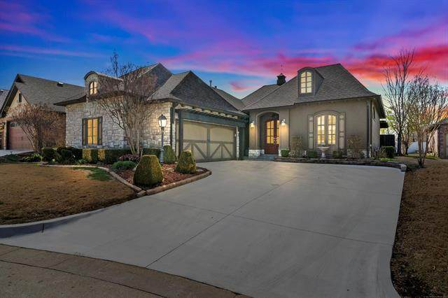 7903 E Galveston Place, Broken Arrow, OK 74014 (MLS #2107915) :: Active Real Estate