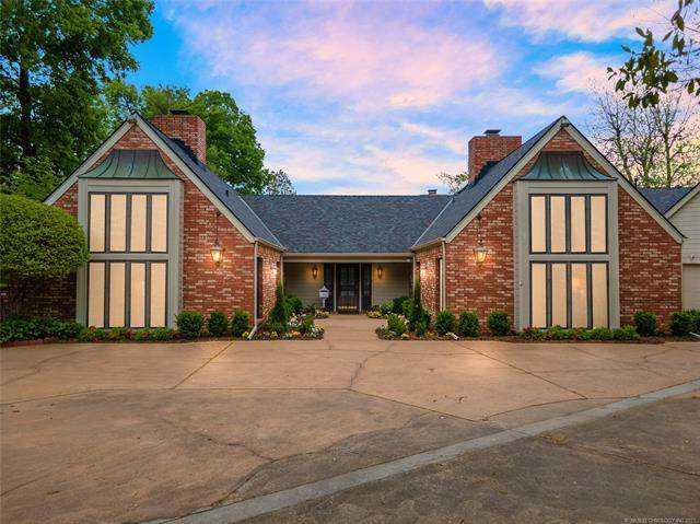 1209 E 21st Place, Tulsa, OK 74114 (MLS #2108551) :: Owasso Homes and Lifestyle
