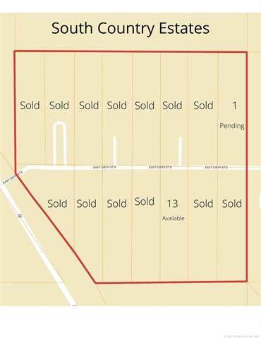E 128th Street S, Muskogee, OK 74403 (MLS #2109990) :: 918HomeTeam - KW Realty Preferred